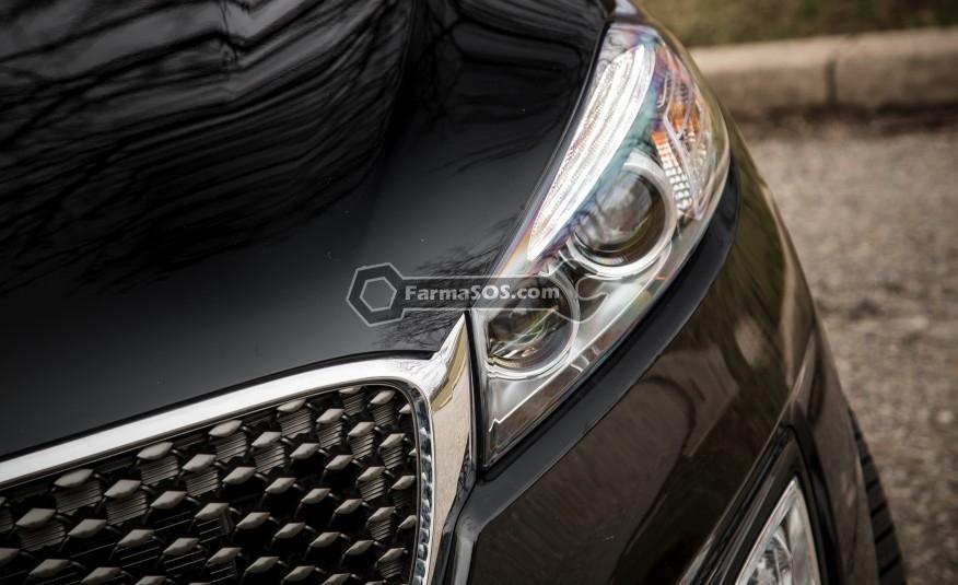 2016 Kia Sorento SX AWD 114 مشخصات کیا سورنتو SX لیمیتد 2016