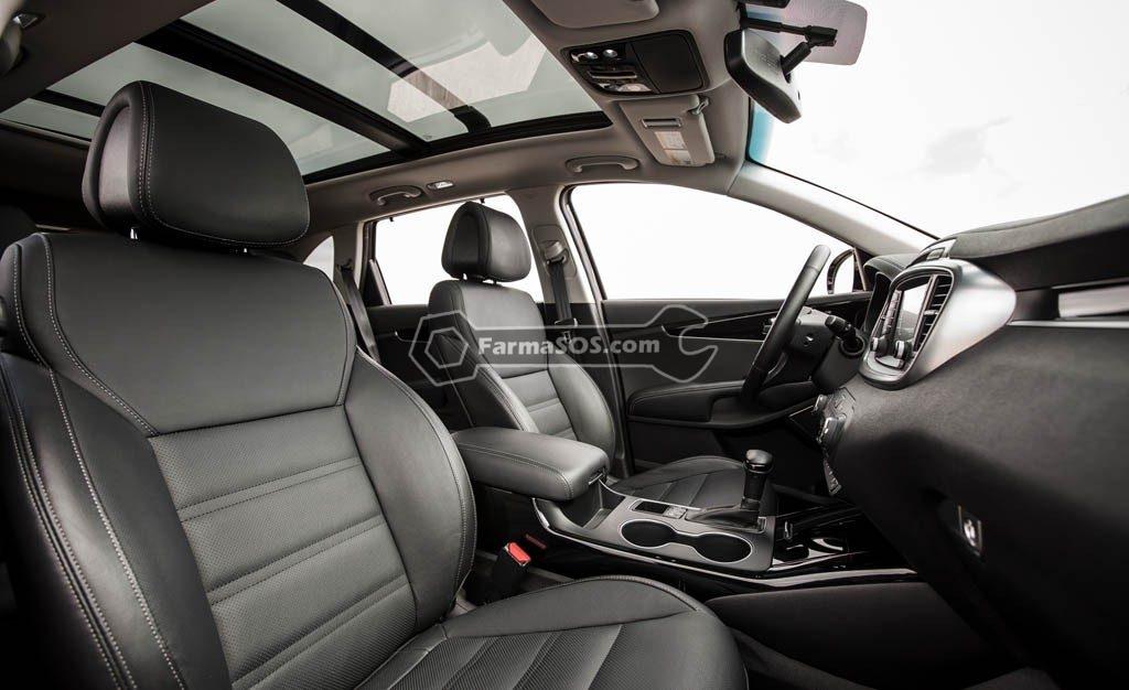 2016 Kia Sorento SX AWD 129 1024x626 مشخصات کیا سورنتو SX لیمیتد 2016