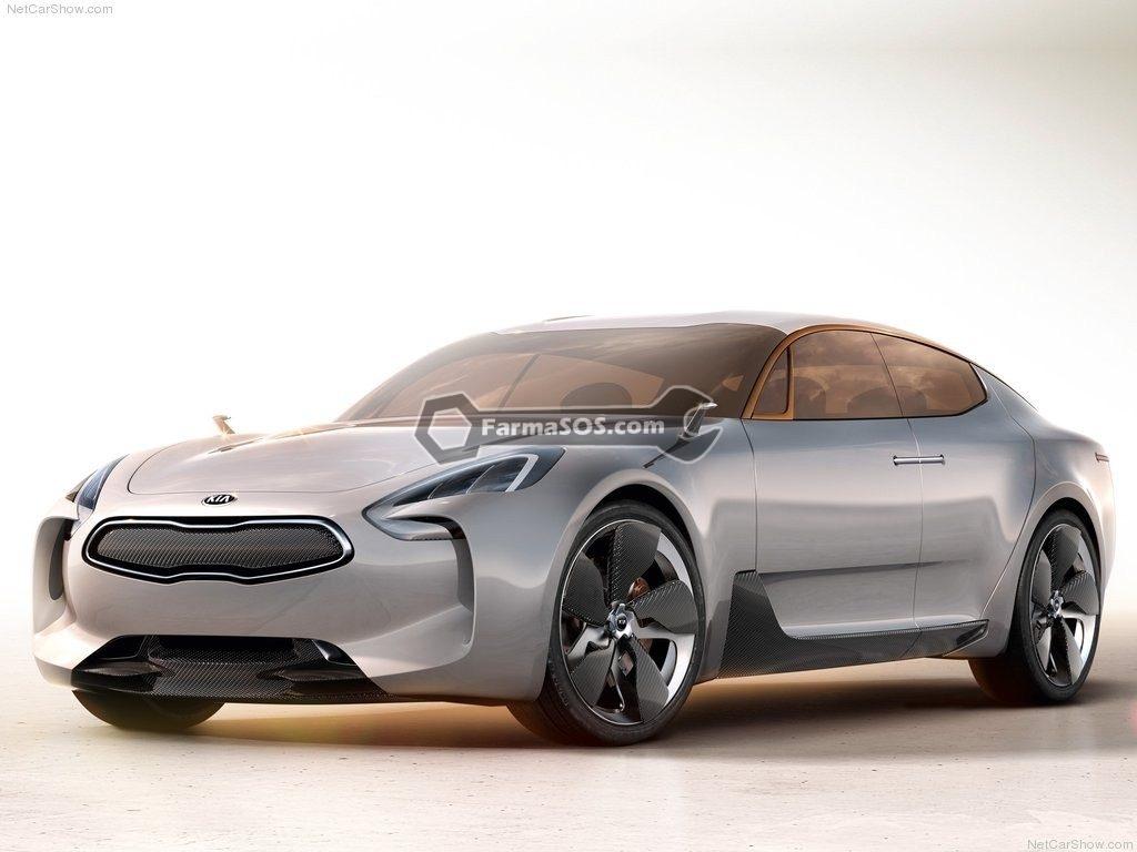 Kia GT Concept 2011 1024 01 1024x768 تصاویر غیر رسمی از سدان دیفرانسیل عقب کیا k8