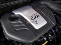 kia cerato koup k3 engine 200x150 بررسی کیا سراتو کوپه sx توربو