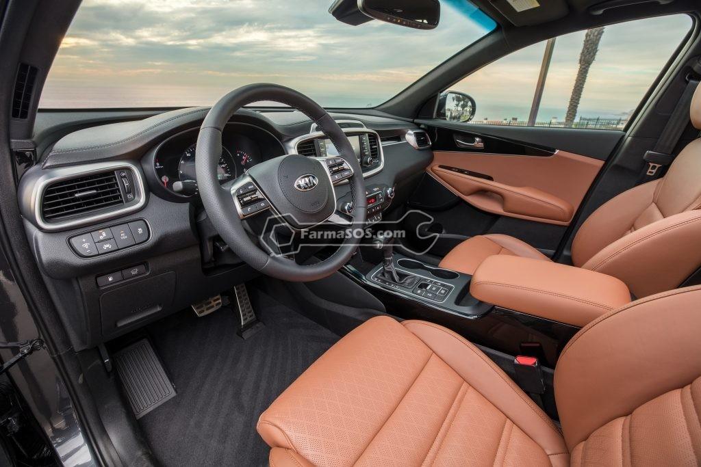 Kia Sorento 2018 2019 3 1024x683 افزایش قیمت 100 درصدی کیا سورنتو